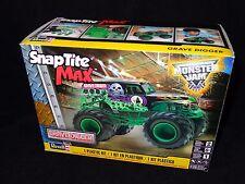Revell Snap-Tite Max Grave Digger Monster Truck Model Kit 1/25 Scale