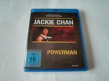 Jackie Chan - Powerman - Blu Ray (Deutsche Sprache) Sehr Selten