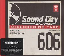 SOUND CITY : REAL TO REEL SOUNDTRACK CD ~ DAVE GROHL~JOSH HOMME ++++ *NEW*