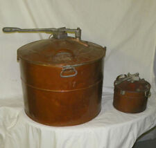 Paramount Copper Antique Washing Machine and Salesman sample – 1925