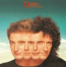 Queen The Miracle Limited Transparent 180gram Heavyweight Vinyl LP