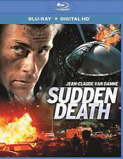 Sudden Death (Blu-ray) - CLASSIC Jean-Claude Van Damme NHL HOCKEY Movie!