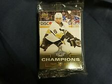 2016 Stanley Cup Champions Pittsburgh Penguins Upper Deck 18 Card Team Set