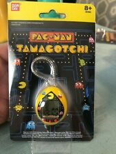 New! Bandai Tamagotchi Pac-Man 40th Anniversary Digital Pet Yellow