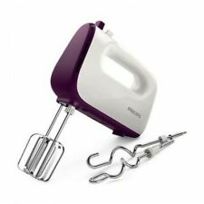 Philips Viva Collection 400W 5-Speed Hand Mixer (HR3740/11)