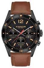 Braune Coach analoge Armbanduhren