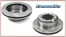 2 Brake Disk/Rotor REAR L & R 10 Lug for Dodge FORD Ram Vented