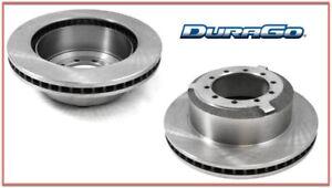 2 Brake Disk/Rotor REAR L & R 10 Lug for Dodge FORD Ram Vented