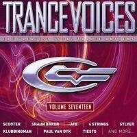 Trance Voices 17 (2005) Scooter, Shaun Baker, Cascada, 89ers, Sylver, A.. [2 CD]