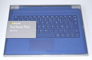 Microsoft Surface Pro Type Cover für Surface Pro3 Surface Pro 4  RF2-00018 NEU