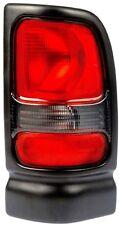Tail Light Assembly - Passenger Side Right - Fits 1994-2002 Dodge Ram Pickup w/o