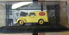 """DIE CAST """" FIAT 500 C FURGONCINO BARILLA 1951 """" VEICOLI PUBBLICITARI 1/43"""