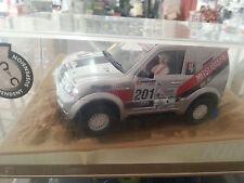 "Ninco 50314 Mitsubishi Pajero ""Khrol"" Nº201, Slot Racing"