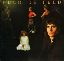 FRED DE FRED etat de chose et tas d'esprits EPC 25232 french 1983 LP PS EX/VG