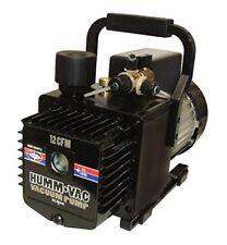Uniweld HVP12 Pump, Vacuum Pump 12.0 CFM, 115/220VAC, 2 Stage