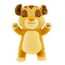 "Disney Authentic The Lion King - Simba Cuddleez Plush 14"" Cute Soft Toy Doll"