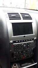 PEUGEOT 407 GPS NAVIGATION SYSTEM RADIO NAVI SAT NAV RT4 RT3EV HDD