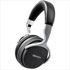 DENON AH-GC20EM GLOBE CRUISER over-ear headphones wireless Bluetooth Black noise