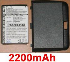 Shell +. Battery 2200mAh type E3MT041202 E3MT12110211 For Mitac Mio A201