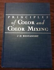 """""""Principles of Color and Color Mixing"""" by J.H Bustanoby"""