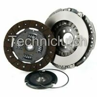 NATIONWIDE 2 PART CLUTCH KIT FOR VW POLO SALOON 75 1.6