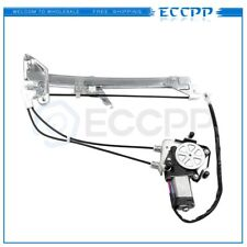 Power Window Regulator for 1989-1992 Ford Probe Front Right with Motor