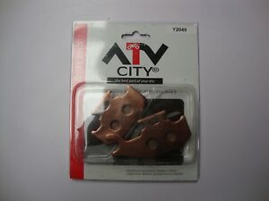 ATVCITY Quad Brake Pads (Y2049) for Yamaha, Bombardier, Can-am, John Deere