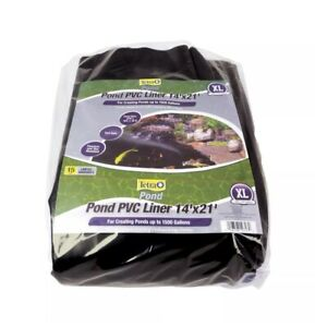 TetraPond Pond PVC Liner, Puncture and Tear Resistant 14 by 21-feet