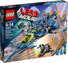 Brand New The Lego Movie 70816 Benny's Spaceship, Spaceship, SPACESHIP! Retired!