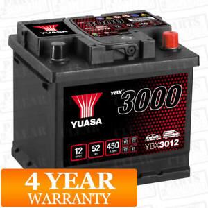 EB440 YBX3202 PRO POWER Brands vary PREMIUM 12v Type 202 Car Battery
