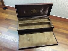Jaeger-LeCoultre Vintage Watch & Jewelry Box + FREE SHIPPING