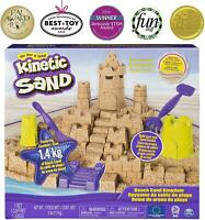 Kinetic Sand Beach Sand Kingdom - Spin Master 6044143