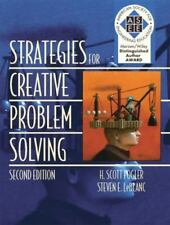 Strategies for Creative Problem Solving by Steven E. LeBlanc and H. Scott Fogle…