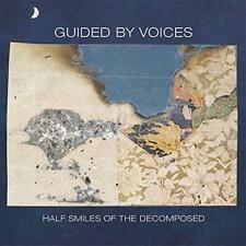 """Guided By Voices - Half Smiles Of The Decomposed - Red (NEW 12"""" VINYL LP)"""