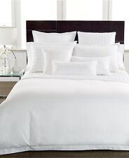 Hotel Collection 600 TC Egyptian Cotton EURO Pillow Sham WHITE Bedding G1652