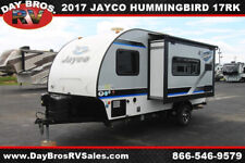 New listing  17 Jayco Hummingbird 17Rk Travel Trailer Lite Towable Rv Camper Slide Sleeps 4