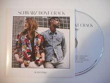 SCHWARZ DONT CRACK : NO HARD FEELINGS [ CD ALBUM PORT GRATUIT ]