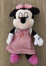 IMC Disney Sleepy Minnie Mouse Felpa Suave Juguete con sonidos sonoros levantarse