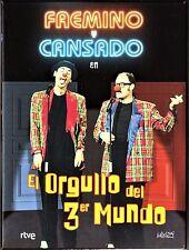 FAEMINO Y CANSADO en EL ORGULLO DEL 3º MUNDO. Tarifa plana de envío España: 5 €.