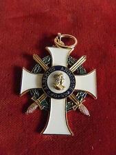 GÖDE Orden Sachsen 1850 - Albrechts Orden    #12816