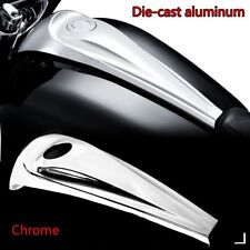 Chrome Aluminum Smooth Dash Console Cover For Harley Touring FLH/T 2008-2018