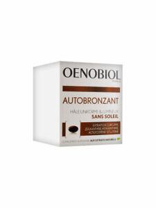 Oenobiol Self-Tanner 30 Gel-Caps