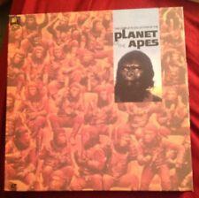 Planet of the Apes Movie Box Uncut LASERDISC JAPAN PILF-2069 Planète des Singes