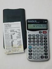 Calculated Industries Qualifier Plus Iiix 3415 Financial Calculator