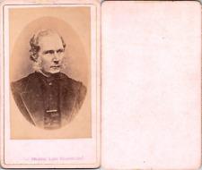 CDV Lord Chancellor Selborn, circa 1870 Vintage CDV albumen carte de visite -