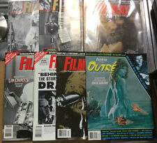 8 Filmfax & Outre Magazines 1991-1996 VG or Better Condition See Description