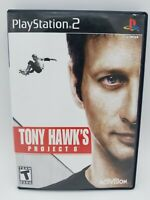 Tony Hawk's Project 8 (Sony Playstation 2 PS2) Complete Tested