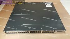 Cisco WS-C3750X-48T-E de WS-C3750X-48T-S IP services licence 10 Gigabit Switch