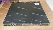 Cisco WS-C3750X-48T-E from WS-C3750X-48T-S IP Services License 10 Gigabit switch