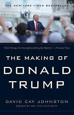 The Making of Donald Trump, David Cay Johnston, Very Good Book